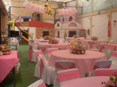 Salón para eventos, 4 horas, Tlalpan