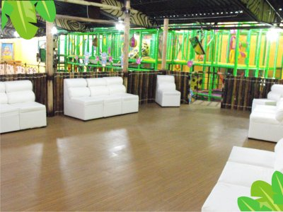 Party room in Arboledas