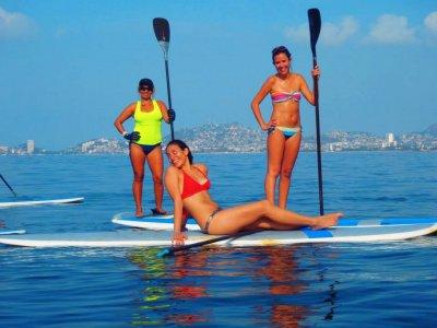 1 hora de Paddle board, Acapulco