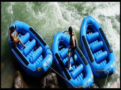 Teques Rafting