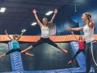 Skyrobics area