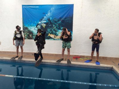 Discover Scuba Diving in Cuajimalpa