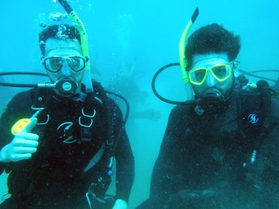 Open Water Diver, Cuajimalpa
