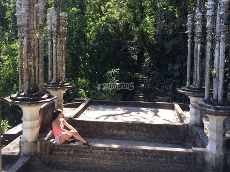 Enjoy the ruins that the Huasteca Potosina