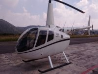 Robinsson helicopter