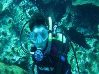 Curso Presencial Open Water Diver en Cholula