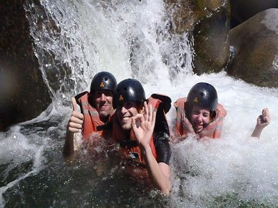 Canyoning, Rio Tonameca and Mangrove in Ventilla.
