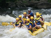 Rafting en Huatulco