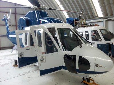 Helicópteros del Bajío