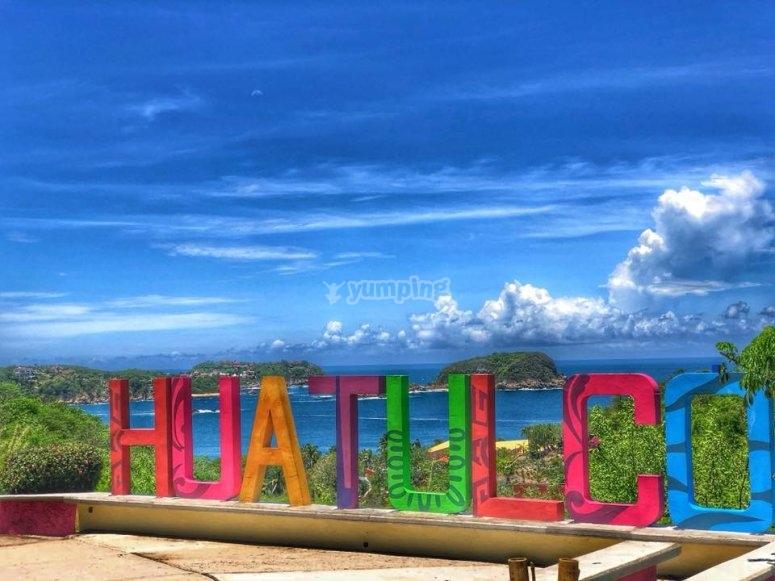 Huatulco Oaxaca