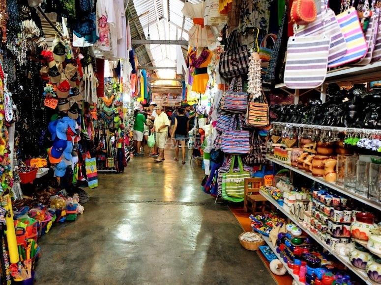 Mercado del Centro de Huatulco