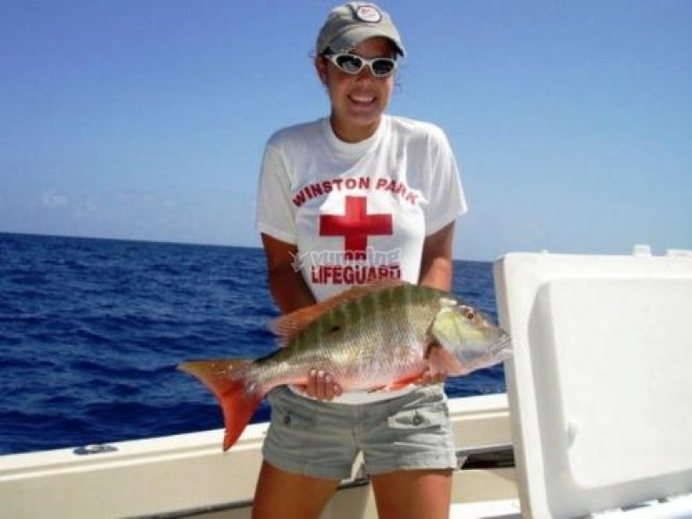 Pesca del dia