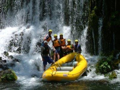 Agua Blanca Expediciones Rafting