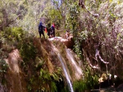 Cañonismo en  Granadas Guerrero 2 diás.