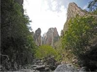 Multiadventurous package in El Gigante Canyon
