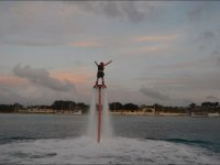 Flyboard for 30 minutes, Cozumel