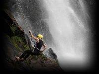 Visita las cascadas