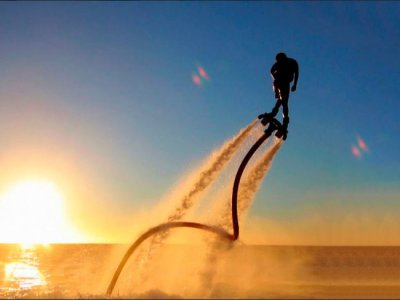 Flyboard 30 minutos Playa del Carmen