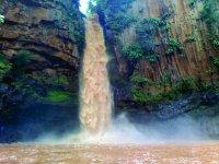 ruta por las cascadas