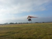 Taking off in the ultralight