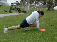 Ejercicio de entrenamiento