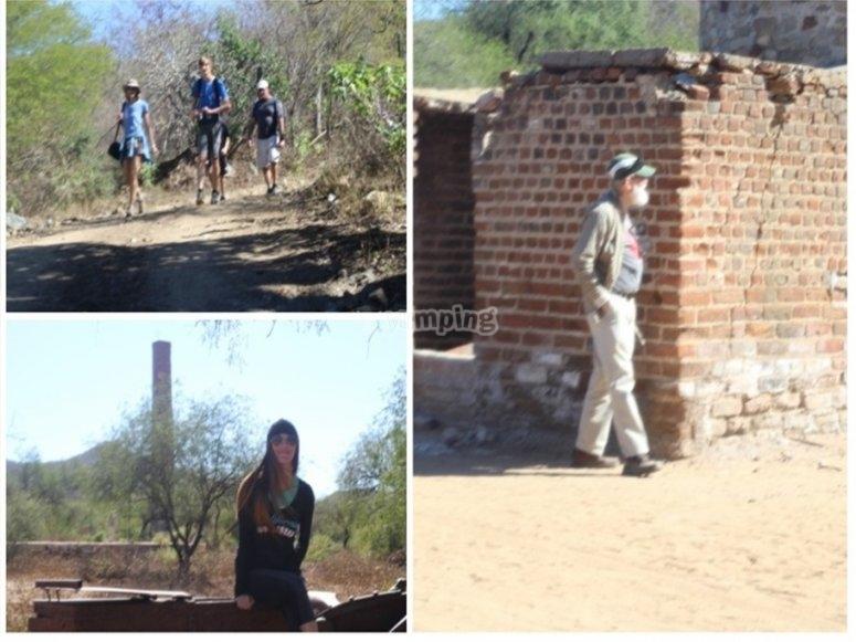 Walk through the mining towns