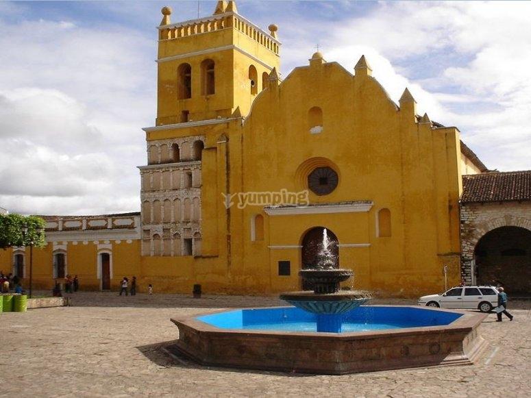 Church in Comitan