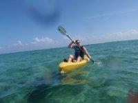 El las playas color turquesa de mexico