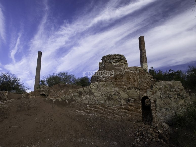 Visit to mining towns