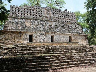 Air & Overland Tours: Yaxchilan, Bonampak, Comitan