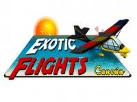 Exotic Flights Cancún Vuelo en Avioneta