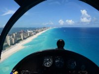 Flying in light aircraft