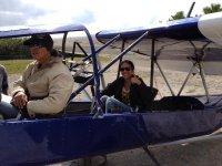 Flight and passenger