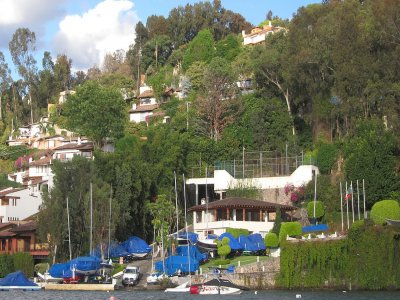 Sailing trip and horseback tour in Valle de Bravo