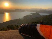The best landscapes in paragliding