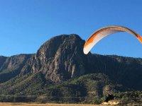 Learn to fly in El Peñón