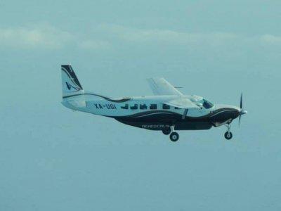 Aéreo Calafia Vuelo en Avioneta
