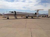 Nuestro avion Embraer