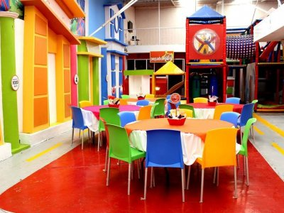 Kids party Monday to Thursday + food