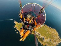 The best paramotor ditch