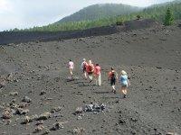 Caminata por volcanes