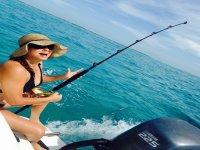 Hora de pescar