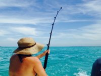 Recreational fishing in Open Sea for 8 hours