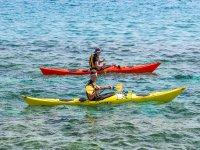 Kayaks en Valle de Bravo
