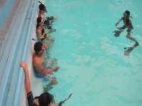 Basic Diving course, Venustiano Carranza.