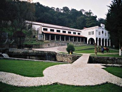 Ex Monasterio Mundo Ecológico Escalada