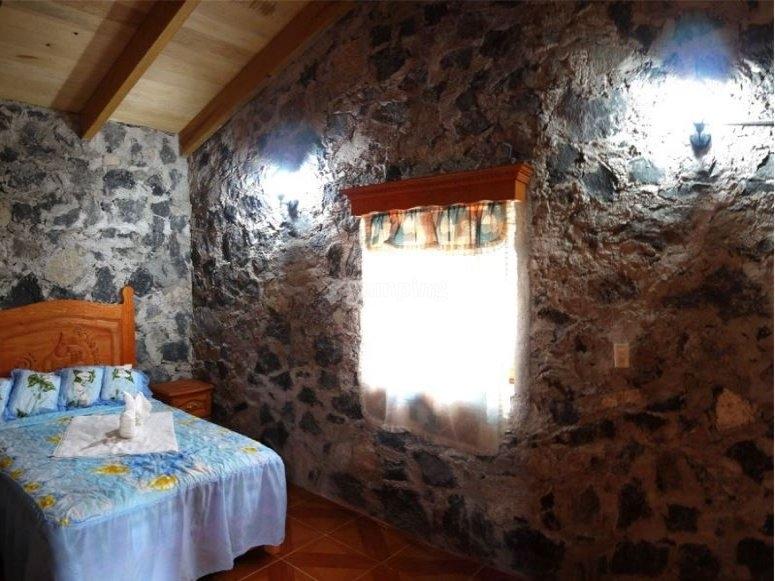 Cabanas cama matrimonial