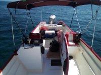 Embarcación en Loreto