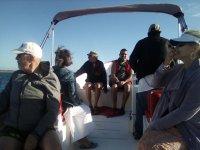 PPaseo en barco en Loreto
