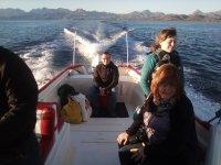 Paseos en Mar de Cortés